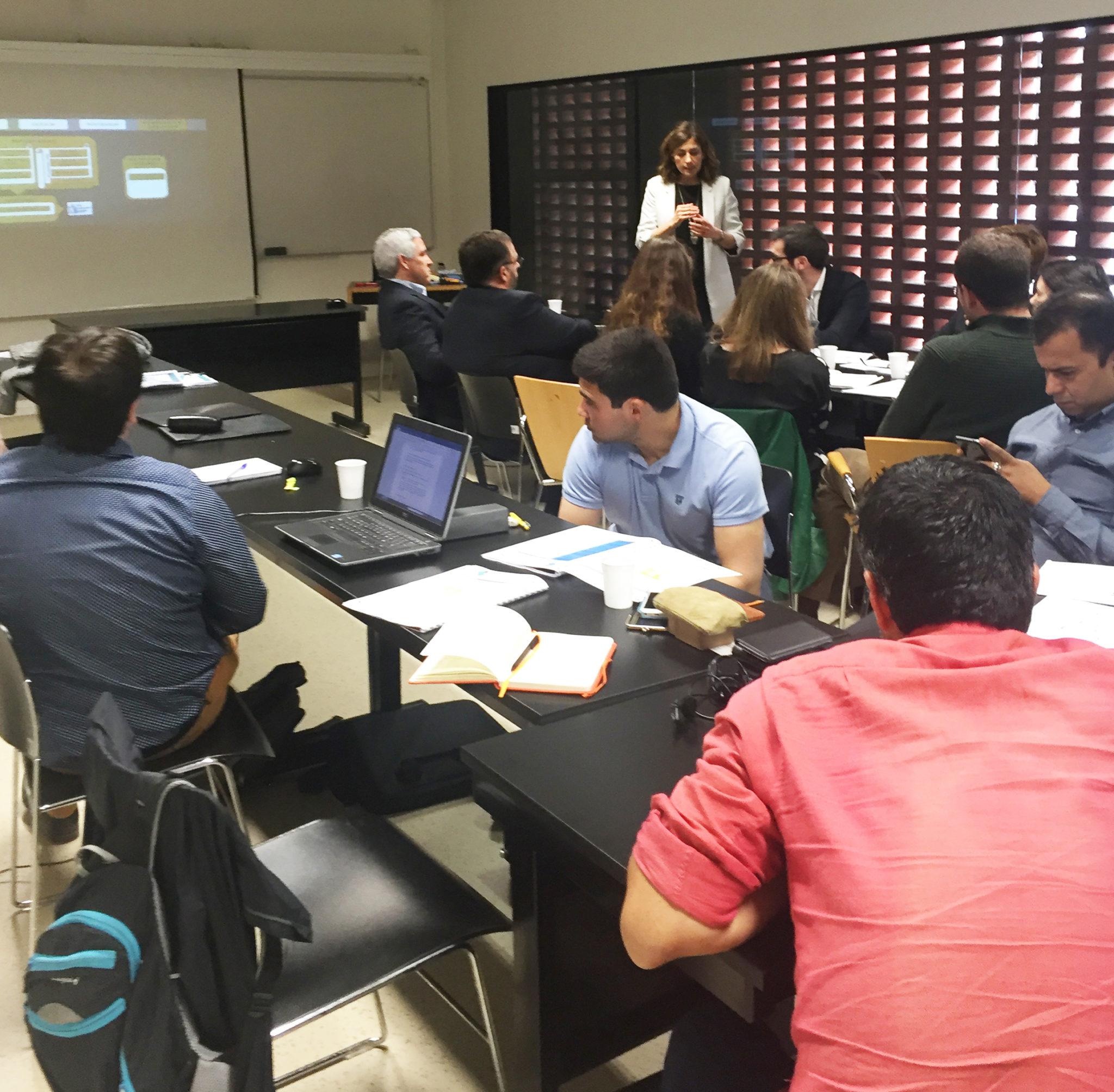 PaperChain Workshop in Aveiro