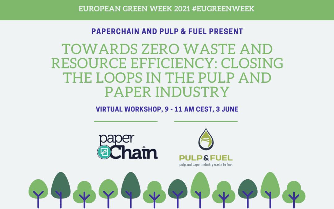 EU GREEN WEEK: Virtual Conference